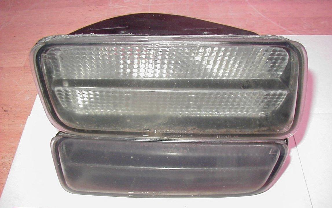Camaro Berlinetta Iroc Z28 Body Emblems T Tops Exterior Parts