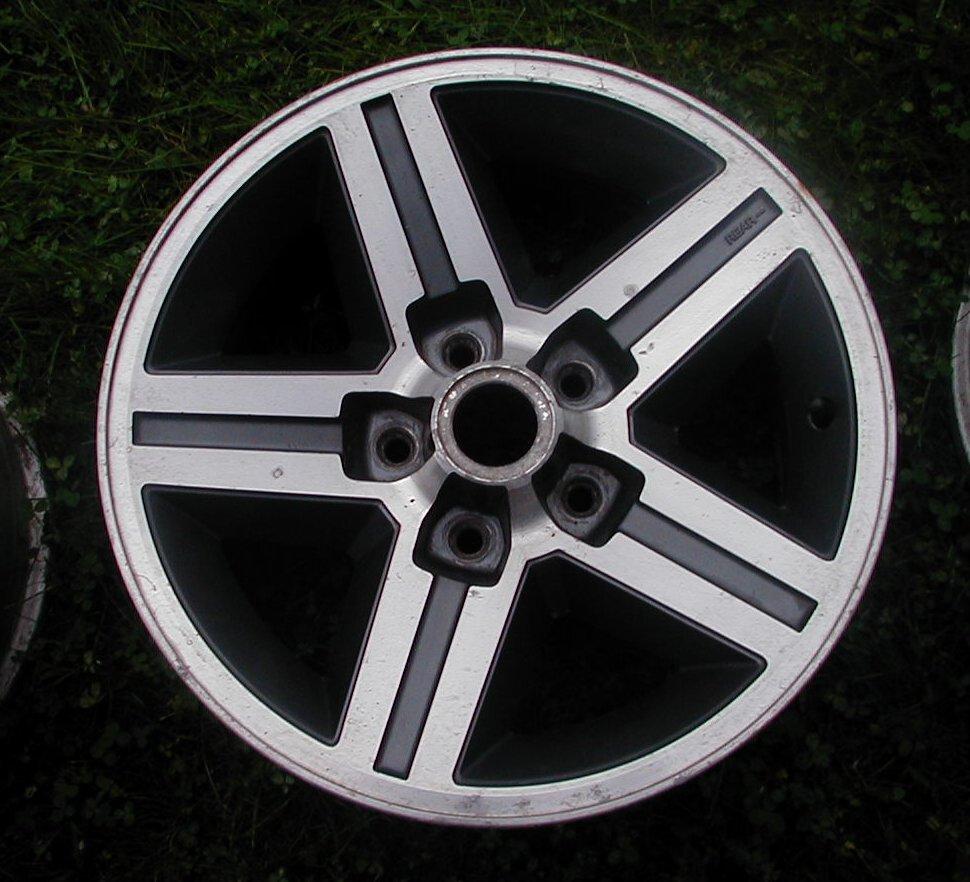 Camaro Berlinetta Z28 Iroc Parts Wheels