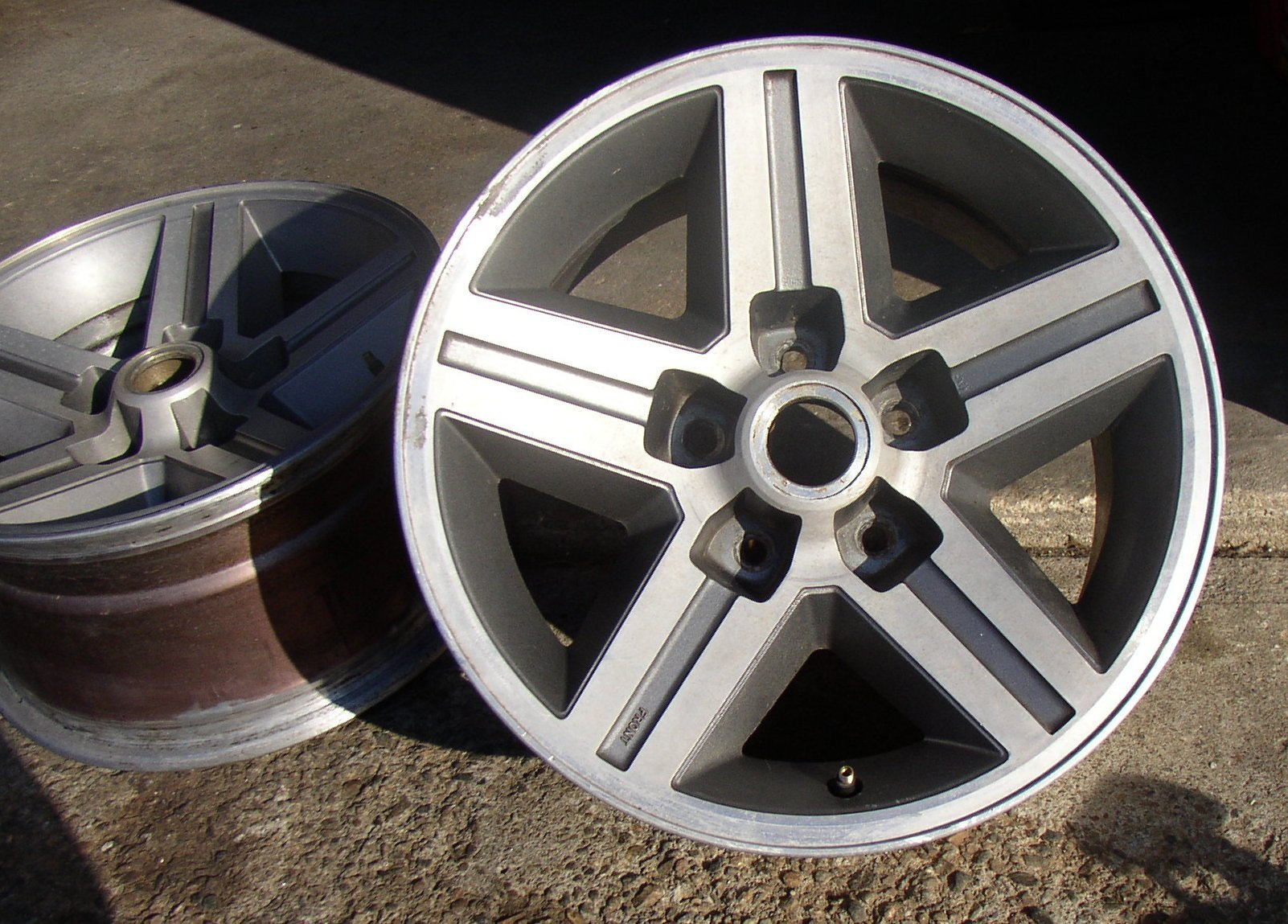 Camaro Berlinetta Z28 Iroc Parts Wheels
