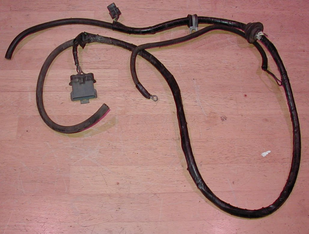 Camaro Berlinetta Irc Z28 Wiring Harness Dash Body Engine Ecm Cruise Control 82 92 1984 86
