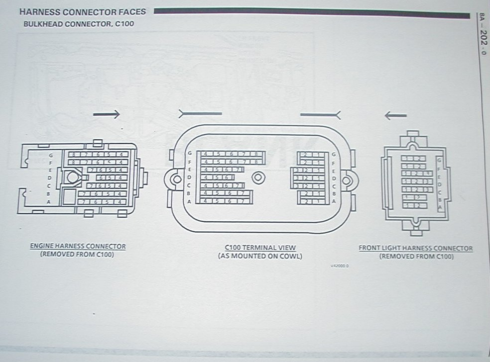 dash wiring third generation f body message boards 88 89 from a 88 firebird shop manual