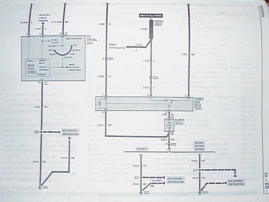 69 Camaro Ignition Switch Wiring Diagram