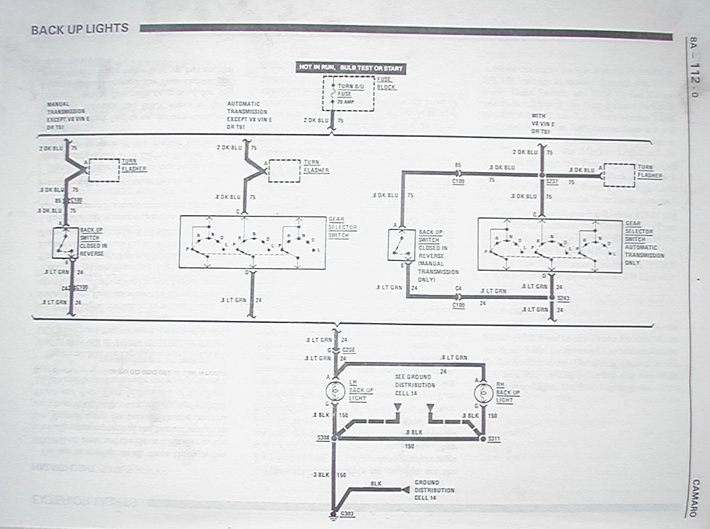 ReverseLights90 92 eaton transmission wiring harness eaton wiring diagrams collection  at arjmand.co