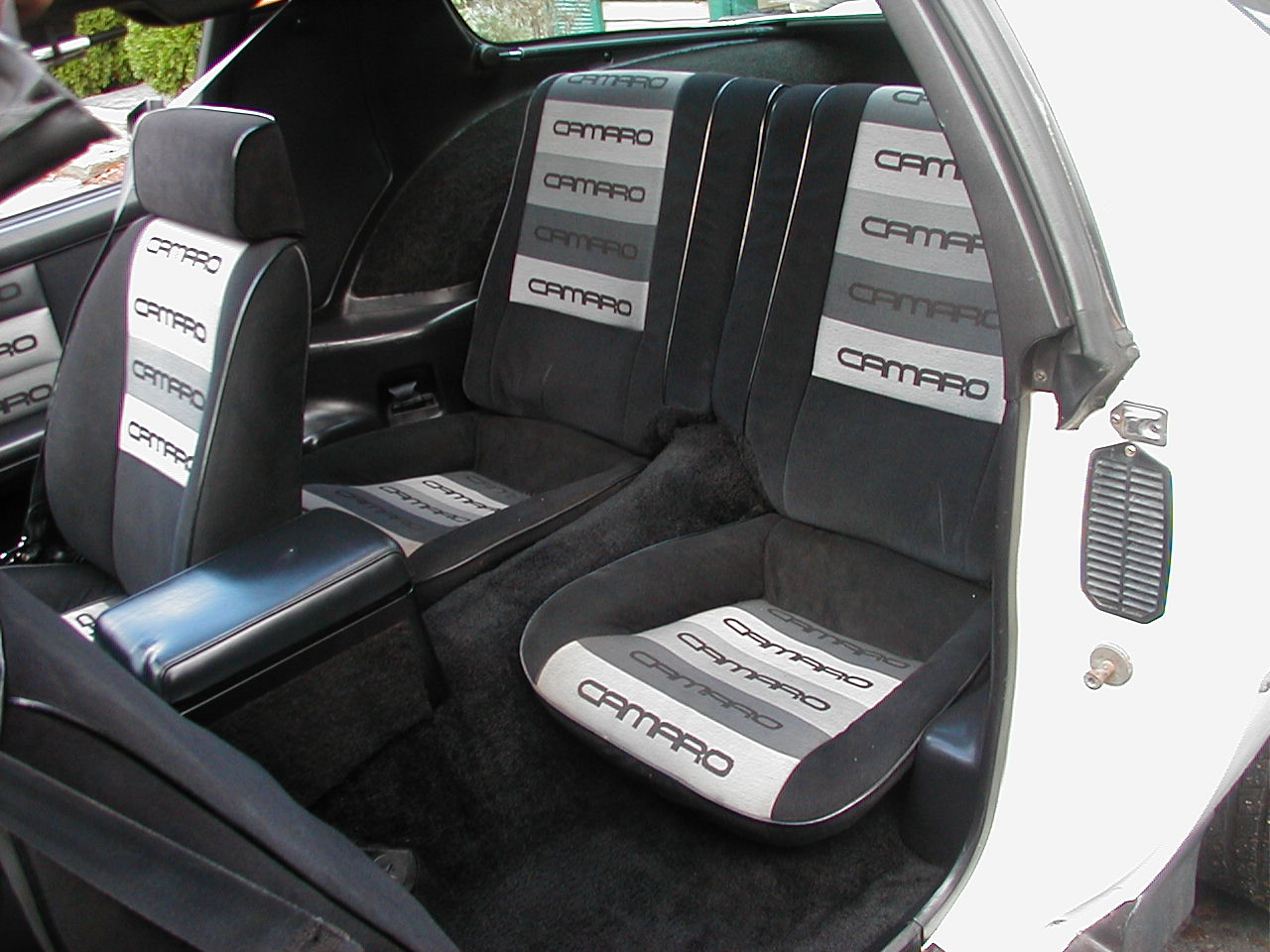 Image result for siegler camaro seats