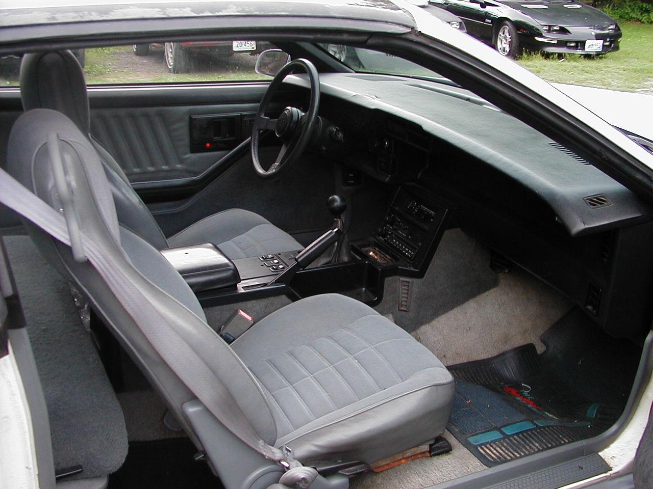 john in ri white 1987 camaro sports coupe