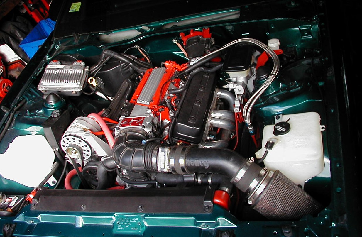 Lets See Your Third Gen Lt1 Engine Bays Page 3 Third