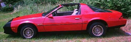john in ri red 1984 camaro berlinetta. Black Bedroom Furniture Sets. Home Design Ideas