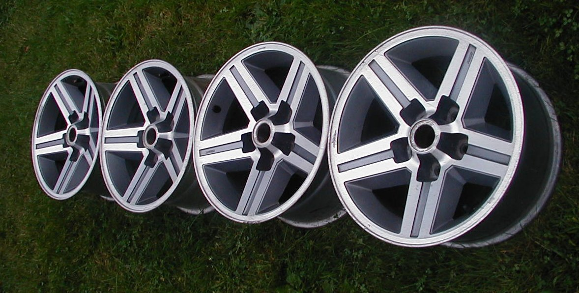 Used Car Rims >> 85-86 87 IROC Z28 Wheels - Third Generation F-Body Message ...